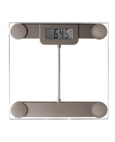 Scales DomoClip DOM253T Maximum weight (capacity) 180 kg, Accuracy 1 g, Glass