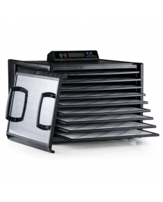Excalibur 4948CDFB Food dehydrator, 9 trays, Timer, Black Excalibur Excalibur 4948CDFB Black, 600 W, Number of trays 9, Temperature control, Integrated timer