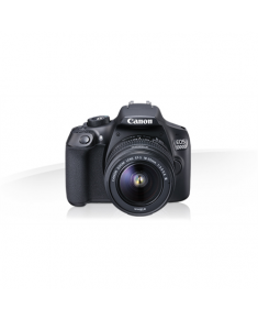 "Canon EOS 1300D (W) + 18−55 IS BAL SLR Camera Body, Megapixel 18 MP, ISO 6400, Display diagonal 3 "", Wi-Fi, TTL, CMOS, Black"
