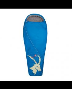 Gruezi-Bag Cloud Mumie Steinbock, Sleeping bag, 225x80(55) cm, +7/+2/-12 °C, Left side