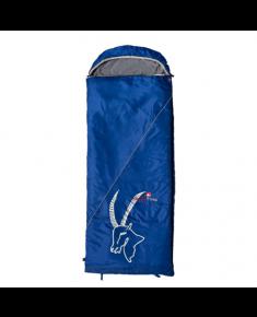 Gruezi-Bag Cloud Decke Deluxe, Sleeping bag,  225x80 cm, +4/-1/-17 °C, Left side