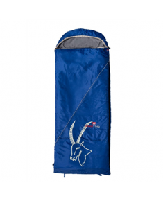 Gruezi-Bag Cloud Decke Deluxe, Sleeping bag, 225x80 cm,  +4/-1/-17 °C, Right side