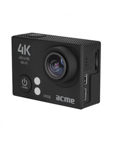 Acme VR06 Ultra HD, Built-in speaker(s), Built-in display, Built-in microphone, 2 year(s), 65 g, Lithium-Ion (Li-Ion), Wi-Fi, Black
