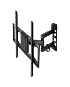 "Acme Wall mount, MTLM54, 32 - 60 "", Full motion, Maximum weight (capacity) 30 kg, VESA 100x100, 200x200, 300x300, 400x300, 400x400, 500x400, 600x400 mm, Black"