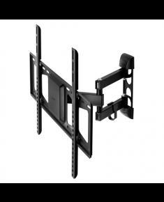 """Acme Wall mount, MTLM54, 32 - 60 """", Full motion, Maximum weight (capacity) 30 kg, VESA 100x100, 200x200, 300x300, 400x300, 400x400, 500x400, 600x400 mm, Black"""