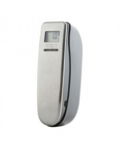 Luggage scales ClipSonic DOM258 Black/Silver