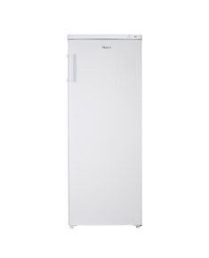 Haier Freezer HUZ-546W Upright, Height 143 cm, Total net capacity 170 L, A+, Freezer number of shelves/baskets 6, White, Free standing,