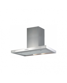 CATA Hood LEGEND 900 Wall mounted, Energy efficiency class A+, Width 90 cm, 645 m³/h, Electronic Control, LED, Stainless steel