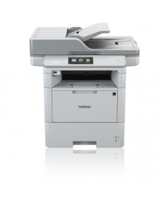 Brother DCP-L6600DW Mono, Laser, Multifunction Printer, A4, Wi-Fi, Grey