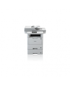 Brother MFC-L6800DWT Mono, Laser, Multifunction Printer, A4, Wi-Fi, White