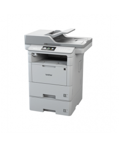 Brother MFC-L6900DWT Mono, Laser, Multifunction Printer, A4, Wi-Fi, White