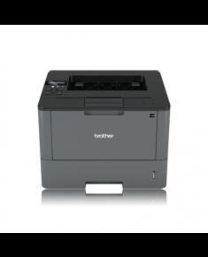 Brother HL-L5200DW Mono, Laser, Printer, Wi-Fi, A4, Black, Grey