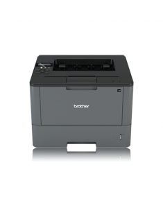 Brother HL-L5200DW Mono, Laser, Printer, Wi-Fi, A4, Black, Grey
