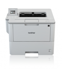 Brother HL-L6400DW Mono, Laser, Printer, Wi-Fi, A4, Grey