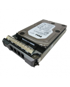 "Dell Server HDD 2.5"" 1.2TB 10000 RPM, Hot-swap, in 3.5"" HYBRID carrier, SAS, 12 Gbit/s, (PowerEdge 13G R330,R430,R530,R730,T330,T430,T630)"