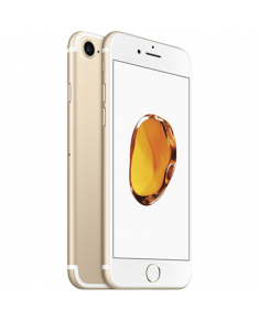"Apple iPhone 7 Gold, 4.7 "", IPS LCD, 750 x 1334 pixels, Apple, A10 Fusion, Internal RAM 2 GB, 32 GB, Single SIM, Nano-SIM, 3G, 4G, Main camera 12 MP, Secondary camera 7 MP, iOS, 10.0.1, 1960 mAh"