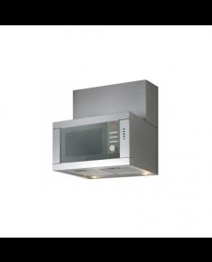 CATA Hood Chorus Wall mounted, Energy efficiency class E, Width 60 cm, 400 m³/h, Mechanical Control, Halogen, Inox