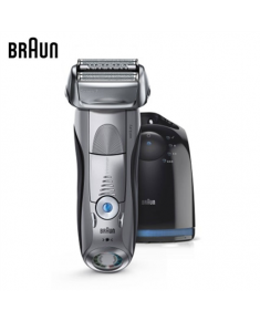 Braun 7899cc  Charging time 1  h, Wet use, Number of shaver heads/blades 3, Silver/Black