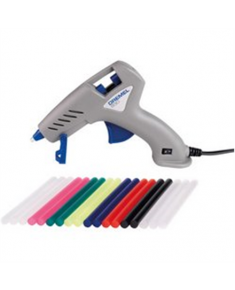 Dremel 930 Glue Gun 7mm with 18 Accessories
