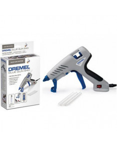 Dremel 940 Glue gun 11mm with 3 Accessories