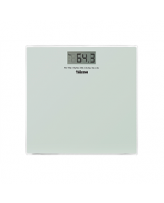 Tristar Bathroom scale WG-2419 Maximum weight (capacity) 150 kg, Accuracy 100 g, White