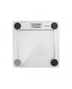 Tristar Bathroom scale WG-2421 Maximum weight (capacity) 150 kg, Accuracy 100 g, White