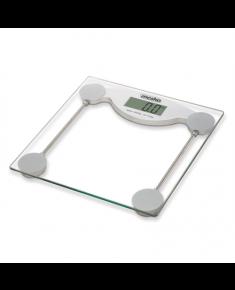 Mesko Bathroom scales MS 8137 Maximum weight (capacity) 150 kg, Accuracy 100 g, Glass