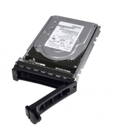 "Dell 400-AJRC 15000 RPM, 600 GB, 2.5 "", Hot-swap, HDD, Hot Plug in 3.5"" HYB Carrier, SAS"