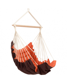 Amazonas California Terracotta Sofa, 170x70x110cm, max. 150kg Amazonas Hanging Chair California terracotta