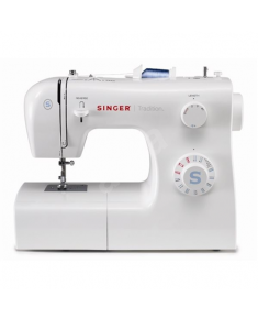 Sewing machine Singer SMC 2259 White, Number of stitches 19, Number of buttonholes 1,