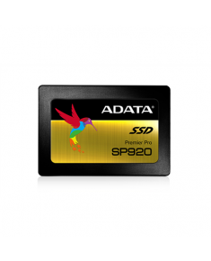 "ADATA ASP920SS3 1TB SSD form factor 2.5"", SSD interface SATA, Read speed 560 MB/s, Write speed 460 MB/s"
