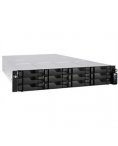 Asus Asustor Rack NAS AS7012RD up to 12 HDD/SSD, Intel Core Dual-Core, i3, Processor frequency 3.5 GHz, 4 GB, DDR3, Black