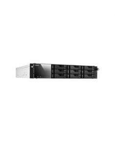Asus Asustor Rack NAS AS7009RDX up to 9 HDD/SSD, Intel Xeon Quard-Core, Processor frequency 3.4 GHz, 4 GB, DDR3,