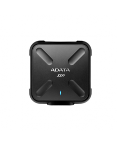 ADATA External SSD SD700 256 GB, USB 3.1, Black