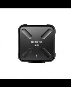 ADATA External SSD SD700 256 GB, USB 3.1, Black
