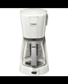 Bosch TKA3A031 Drip, 1100 W, White/Gray