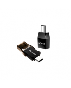 ADATA USB-C to 3.1 A Adapter Black, Plastic