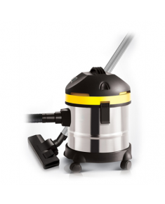 Adler Vacuum cleaner which can collect water AD 7022 Warranty 24 month(s), With water filtration system, Silver/Black/Yellow, 1500 W,