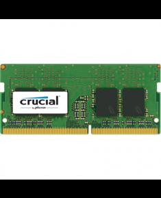 Crucial 16 GB, DDR4, 2400 MHz, Notebook, Registered No, ECC No