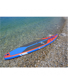 Viamare Inflatable SUP Race Board, 380 cm, 150 kg, Red/Blue