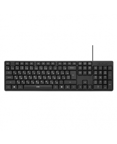 Acme KS06 Wired, Keyboard layout LT/EN/RU, USB, Black, No, Wireless connection No, Numeric keypad