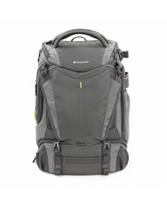 Vanguard Alta Sky 51D Backpack for DSLR cameras and DRONE, Grey, Rain cover, Interior dimensions (W x D x H) 320 × 200 × 510 mm