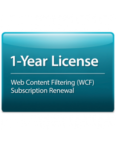 D-LINK DFL-870-WCF, WEB Content Filtering License signatures upgrade subscription D-Link