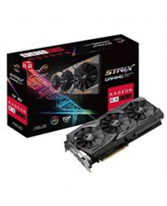 Asus AMD, 8 GB, Radeon RX 580, GDDR5, Processor frequency 1431 MHz, DVI-D ports quantity 1, HDMI ports quantity 2, PCI Express 3.0, Cooling type Active