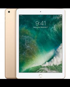 """Apple iPad 9.7 """", Gold, IPS, 2048 x 1536 pixels, M9, 128 GB, Wi-Fi, Rear camera, 8 MP, Bluetooth, 4.2, iOS, 10"""