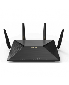 Asus Dual-WAN VPN Wi-Fi Router BRT-AC828 10/100/1000 Mbit/s, Ethernet LAN (RJ-45) ports 8, 5GHz, Wi-Fi standards 802.11ac, 800+1734 Mbit/s, Antenna type External, Antennas quantity 4, USB ports quantity 2