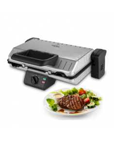 Gallet Grill Chartres GALGRI660 Contact, 1600 W, Stainless steel