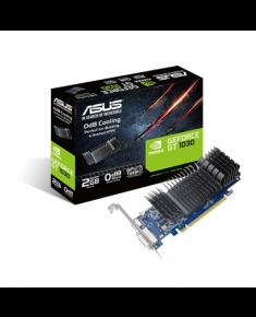 Asus GT1030-SL-2G-BRK NVIDIA, 2 GB, GeForce GT 1030, GDDR5, PCI Express 3.0, Processor frequency 1506 MHz, DVI-D ports quantity 1, HDMI ports quantity 1, Memory clock speed 6008 MHz
