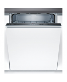 Bosch SilencePlus Dishwasher SMV46CX05E Built in, Width 60 cm, Number of place settings 13, Number of programs 6, A++, Display, AquaStop function, Stainless steel