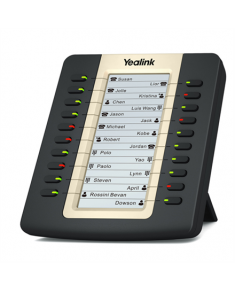 Yealink EXP20 IP Phone Expansion Module, for SIP-T27P and SIP-T29G, 160x320 graphic LCD